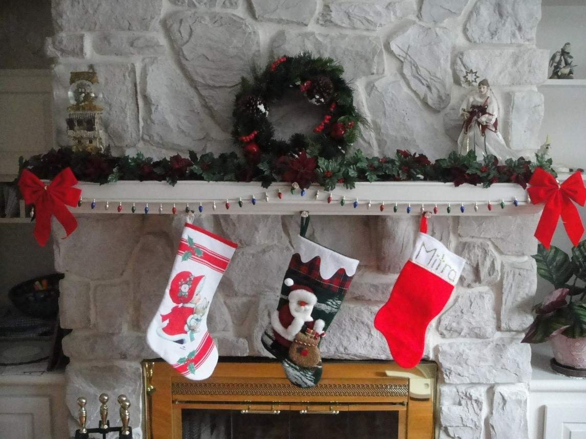 grieving parent during the holidays
